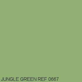 Lacobel Green Jungle 0667