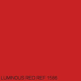 Lacobel Red Luminous 1586