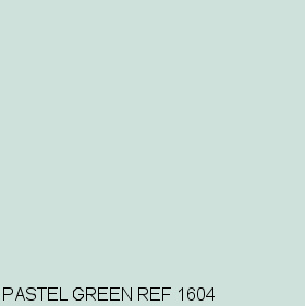 Lacobel Green Pastel 1604