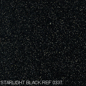 Lacobel Black Starlight 0337